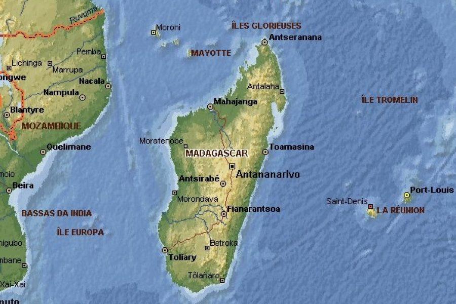 Die Insel La Réunion