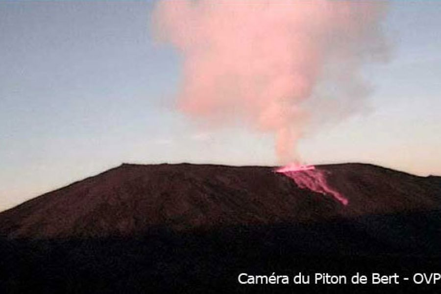 Éruption du 14 décembre 2009