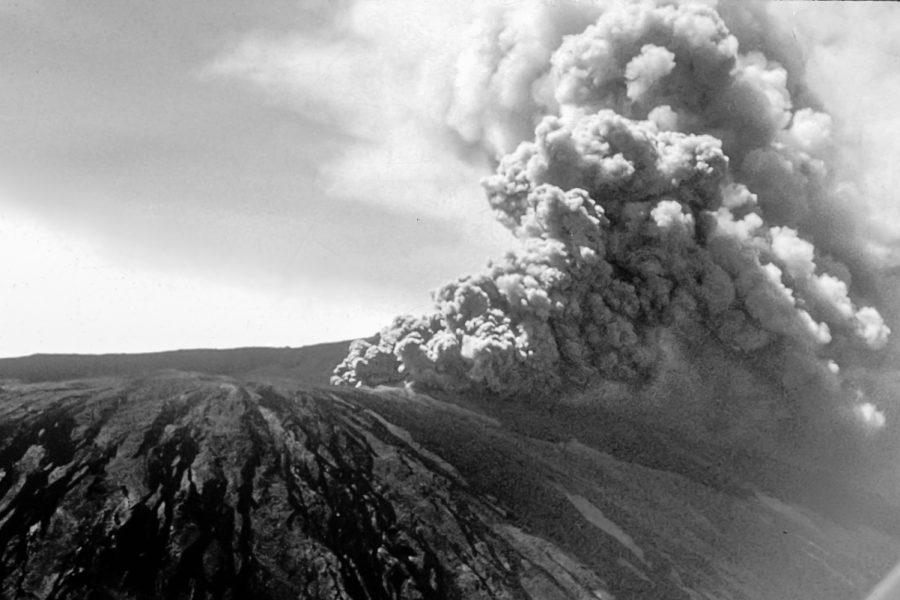 Éruption du 5 avril 1961