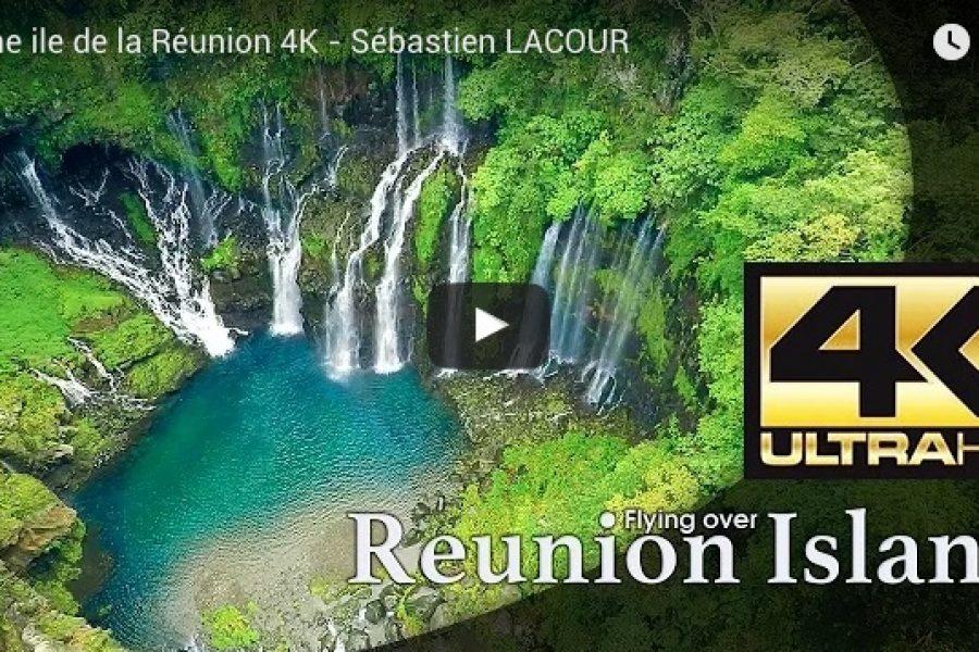 La Réunion en 4K