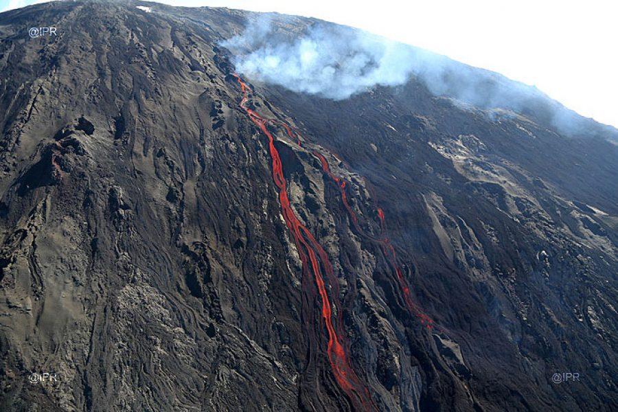 Éruption du 21 juin 2014