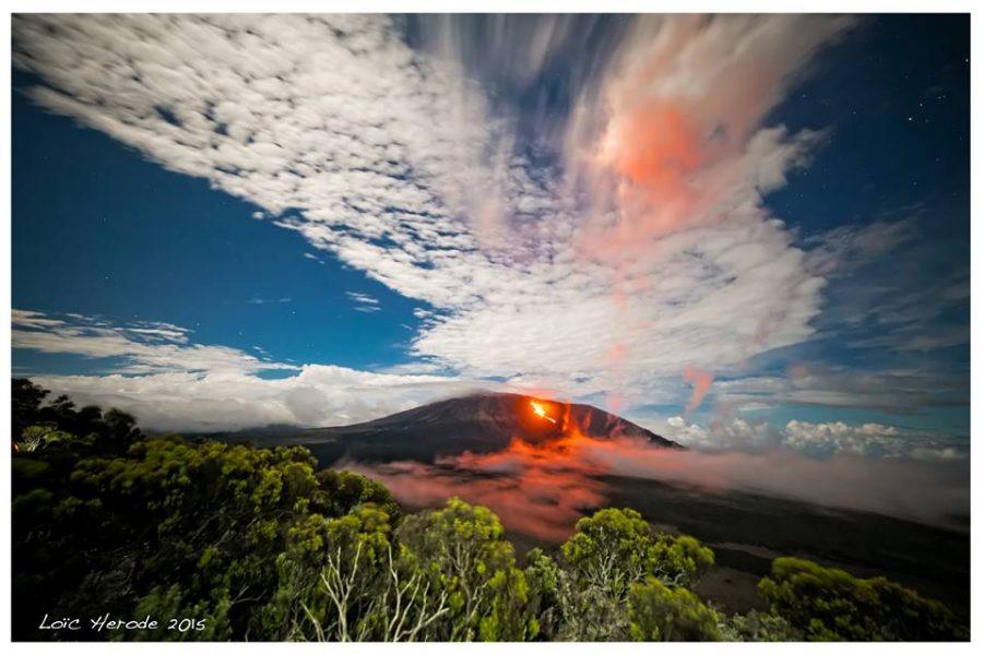 Éruption du 4 février 2015