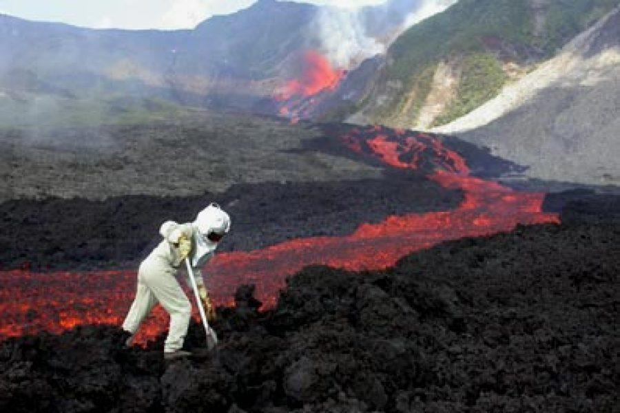 Éruption du 26 décembre 2005