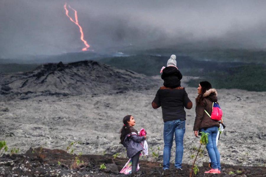 Éruption du 11 août 2019